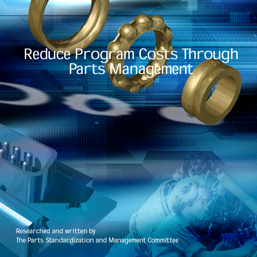 Reduce Program Costs Through Parts Management